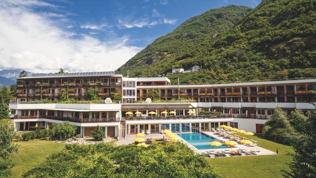Biohotels s dtirol for Design wellnesshotel sudtirol