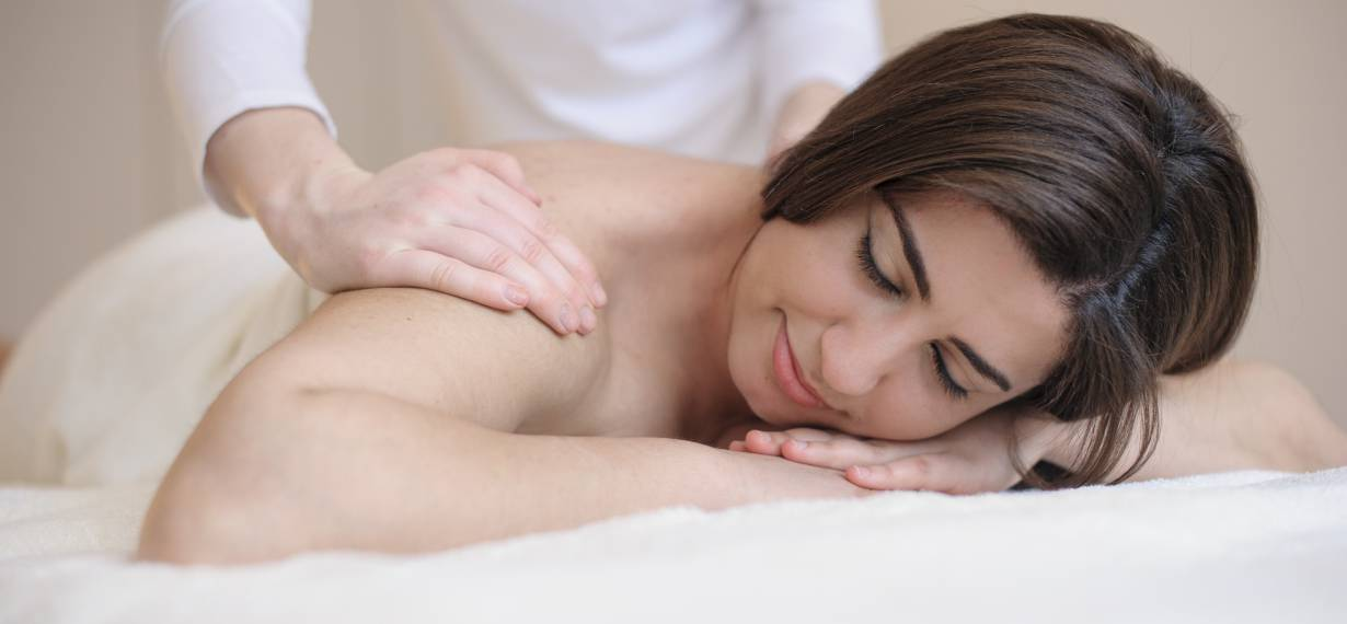 Wellness Massage in den Biohotels