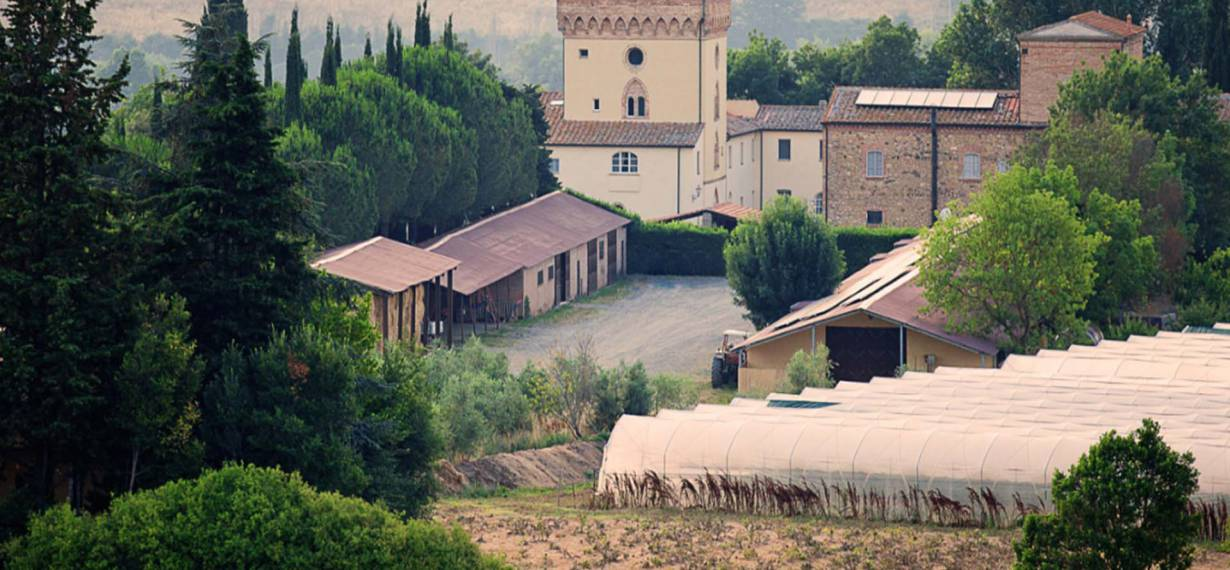 BIO HOTELS in Tuscany:  Uniquelable Landscapes! Discover and inquire!
