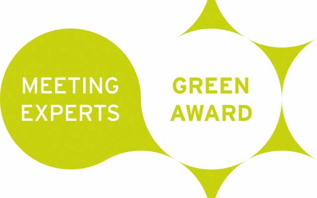 meeting experts green award
