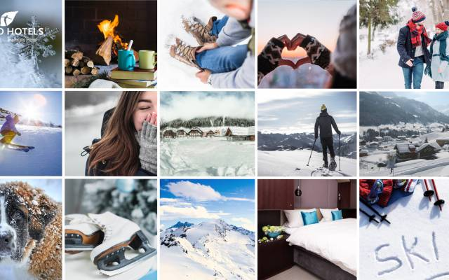 Winterurlaub in den BIO HOTELS