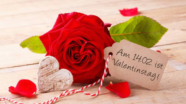Valentine's Day with overnight stay