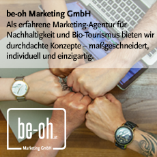 Biohotels Partner be-oh Marketing