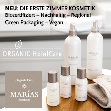 Biohotels Partner Maria's Organic Care