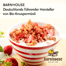 Biohotels Partner Barnhouse